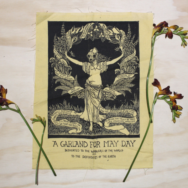 May Day patch