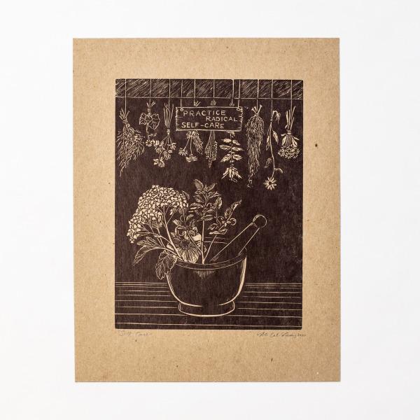 Self-Care print