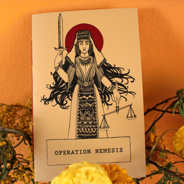 Operation Nemesis Zine