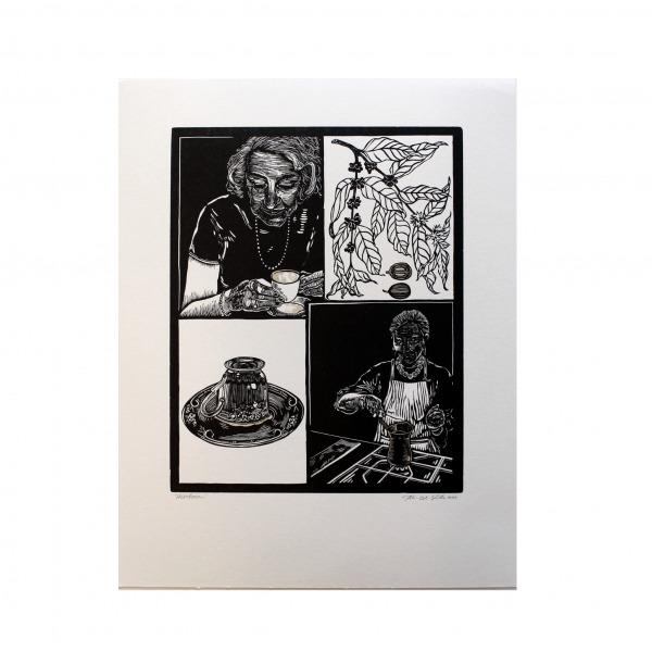 Heirloom print